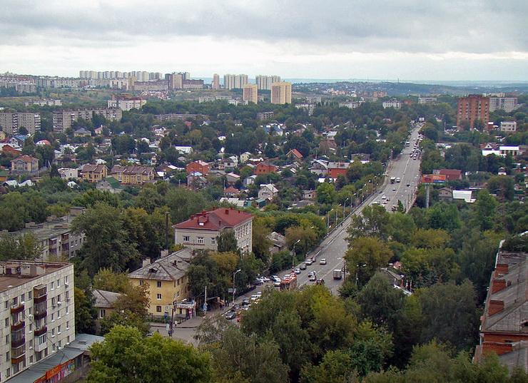 Нижний Новгород, улица Ванеева  -Все дома России