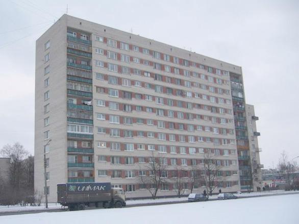 Типовой жилой дом серии 5733