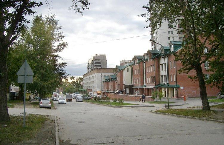 НОВОСИБИРСК, улица 1905 года  -Все дома России
