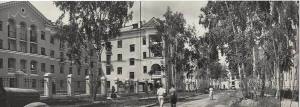1-й Краснодонский переулок, 9, 1956 г.