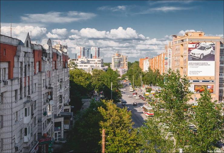 Нижний Новгород, улица Белинского  -Все дома России