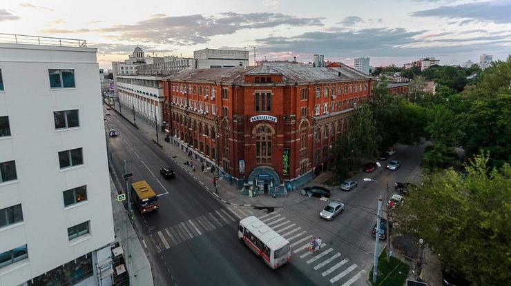 Нижний Новгород, улица Варварская  -Все дома России