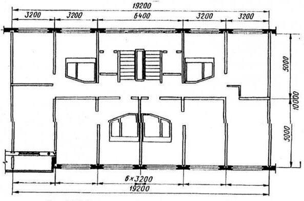 Типовой жилой дом серии 1-ЛГ-602